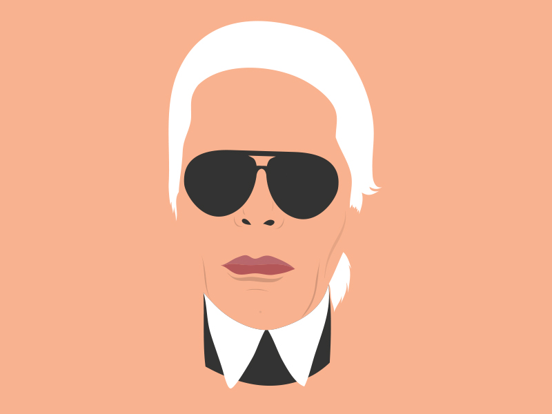 Karl Lagerfeld: An Unpopular Opinion